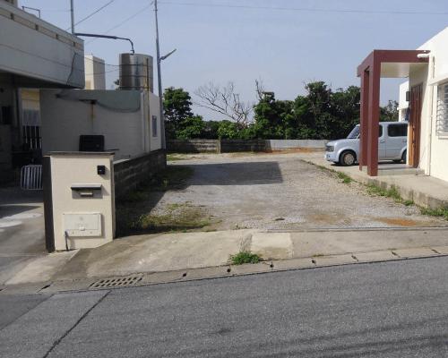 駐車場通路1