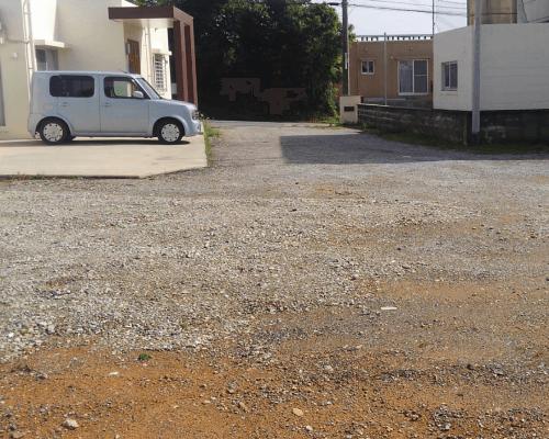 駐車場通路3