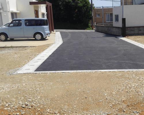 駐車場通路4