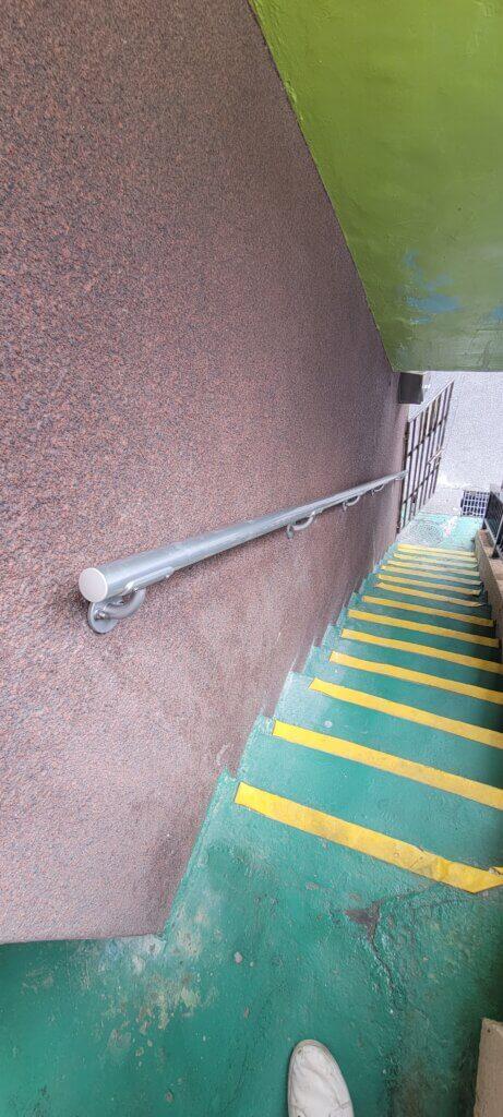 沖縄市階段手摺